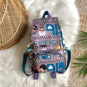 Harajuku Lovers Small Multi-Function Backpack